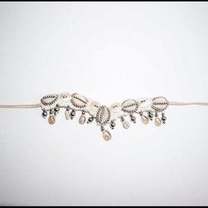 Cutest handmade summer shell necklace 😍